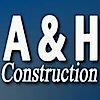 A&h Construction's Company logo
