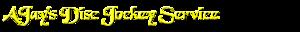 A Jay's Disc Jockey Services's Company logo