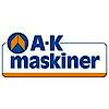A-k Maskiner's Company logo