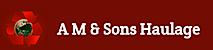 A M & Sons Haulage's Company logo