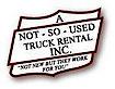 A-Not-So-Used Auto Rental's Company logo