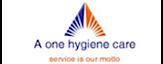 A One Hygiene Care's Company logo