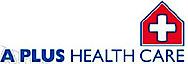 A Plus Health Care's Company logo