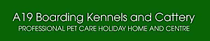 A19 BOARDING KENNELS AND CATTERY's Company logo