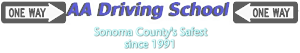 Aa Driving School's Company logo