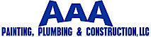 Aaa Painting Plumbing And Construction's Company logo