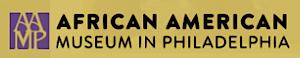 African American Museum in Philadelphia's Company logo