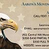 Aaron's Moving Service's Company logo