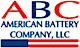 High-tech Battery Solutions's Competitor - American Battery Company, LLC logo