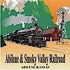 Abilene & Smoky Valley Railroad's Company logo