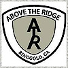 Above The Ridge's Company logo