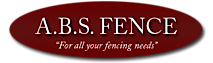 Abs Fence's Company logo