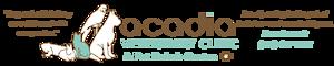 Acadia Veterinary Clinic And Pet Rehabilitation Centre's Company logo