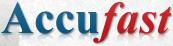 Accufast's Company logo