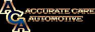Accurate Care Automotive's Company logo