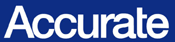Accurate Lock and Hardware's Company logo