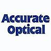 Accurate Optical Company's Company logo