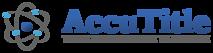 AccuTitle's Company logo