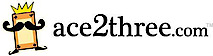 Ace2Three's Company logo