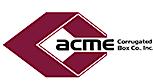Acme Corrugated Box's Company logo