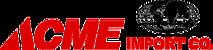 Acme Import Company's Company logo