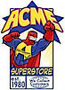 ACME Superstore's Company logo