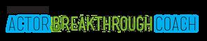 Actor Breakthrough Coach's Company logo