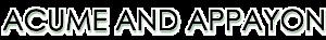 Acume Foods's Company logo
