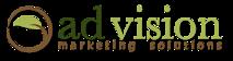 Ad Vision's Company logo
