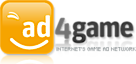 Ad4Game's Company logo