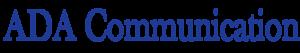 Ada Communication's Company logo