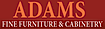 University Loft's Competitor - Adams Fine Furniture logo
