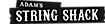 Adams String Shack, Guitar Repairs In Oakland Logo