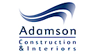 Adamson Construction's Company logo