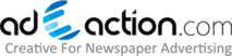 Adeaction's Company logo