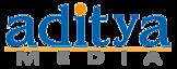 Aditya Media's Company logo