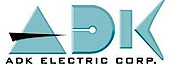 ADK Electric's Company logo