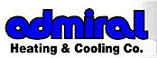 Admiral Heating & Cooling's Company logo