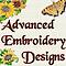 Anna Bove Company's Competitor - Advanced Embroidery Designs logo