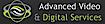 Advanced Video Services Logo