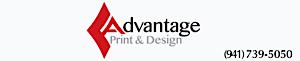 Advantage Print & Design's Company logo