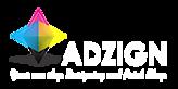 Adzign's Company logo