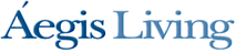 Aegis Living's Company logo