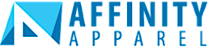 Affinity Apparel's Company logo