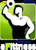 Afitness's Company logo