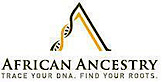 African Ancestry's Company logo