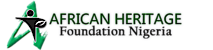 African Heritage Foundation Nigeria's Company logo