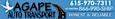 Auto Haul's Competitor - Agape Auto Transport logo