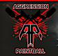 Aggression Paintball's Company logo