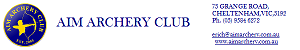 Aim Archery Club's Company logo